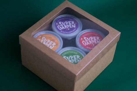 SUPERGARDEN dovanų dėžutė