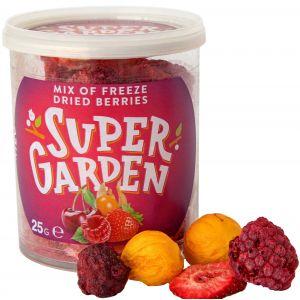 Freeze dried (lyophilized) berry mix
