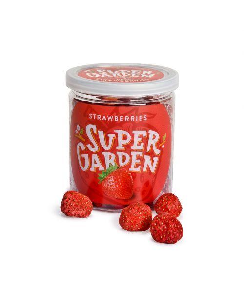 Supergarden-džiovinta šaltyje braškės