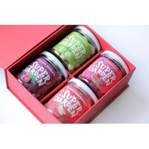 Grandma's garden berries gift set
